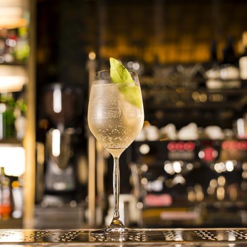 Daylight Savings cocktail